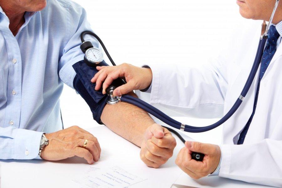 kraujo tyrimas hipertenzija