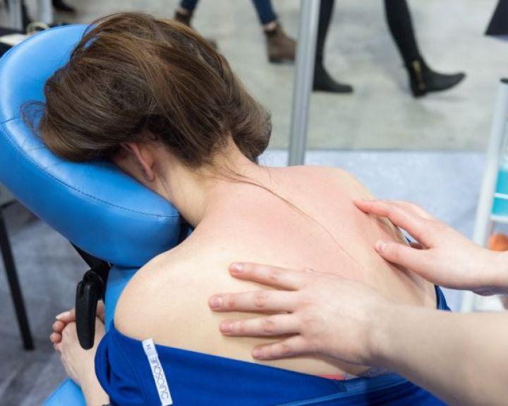 masažuoti osteochondrozės hipertenziją