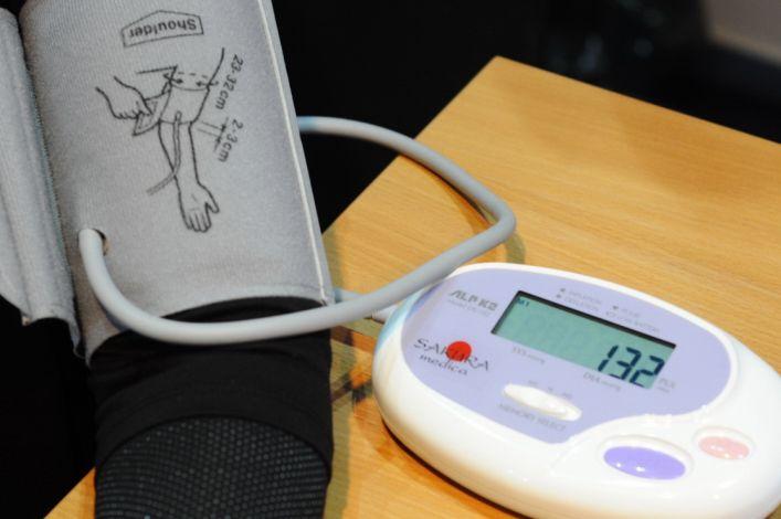 Kaip ir kuo gydyti aukštą ar padidėjusį kraujospūdį?