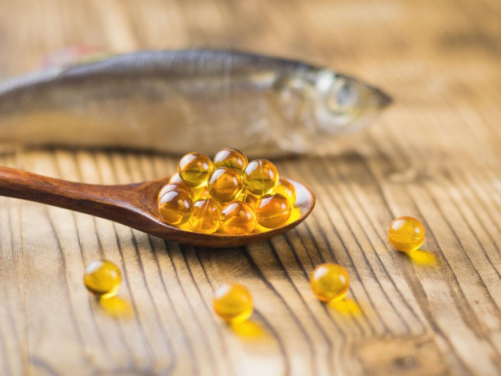 Omega-3 papildai neturi jokio poveikio sveikatai