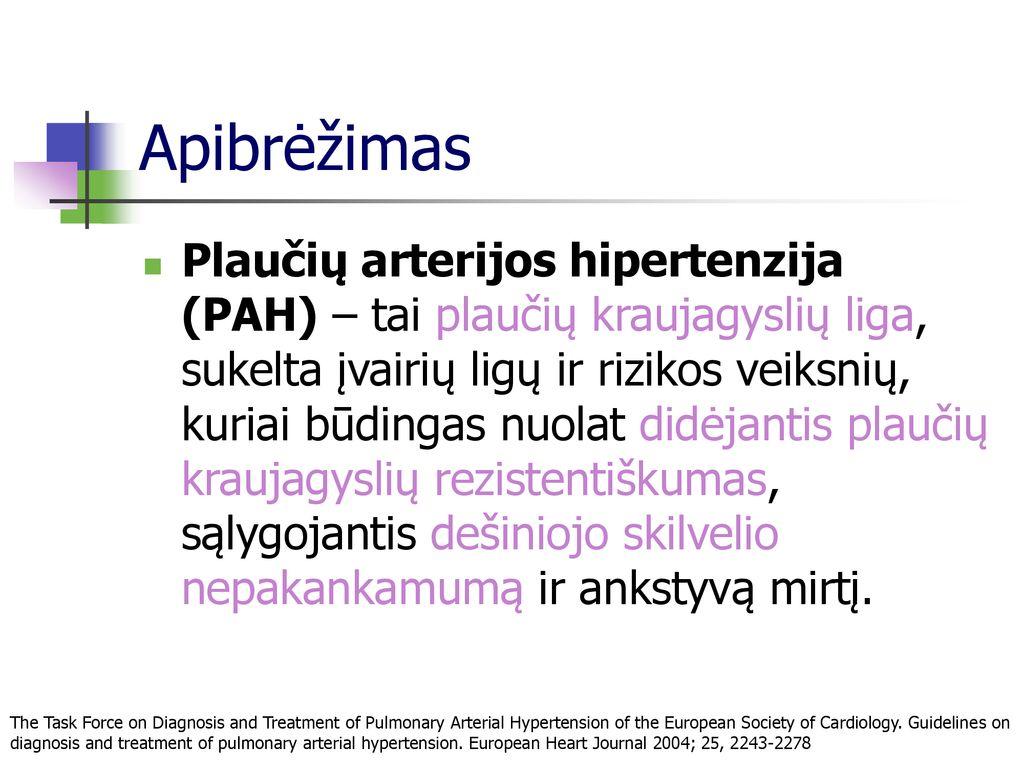 sildenafilis ir hipertenzija regėjimas krinta dėl hipertenzijos