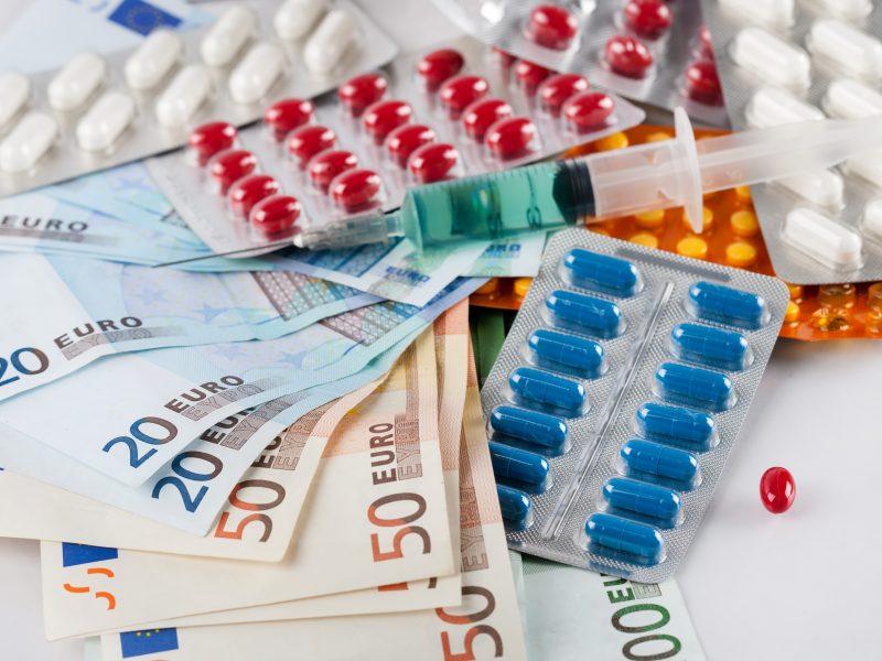 vaistų nuo hipertenzijos išlaidų kompensacija)